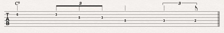 Übungen für Blues auf Gitarre