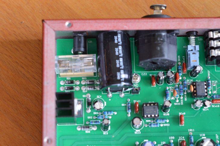 Vor allem die Stromversorgung des Golden Age EQ-73 MkII wurde verbessert