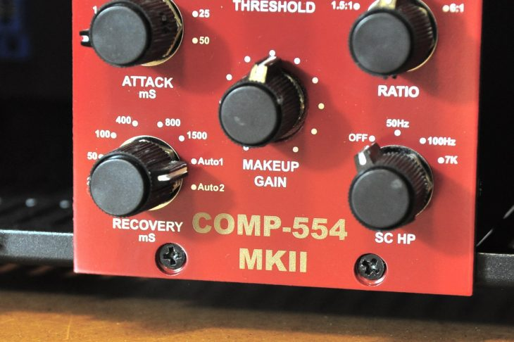Golden Age Project Comp-554 MK II