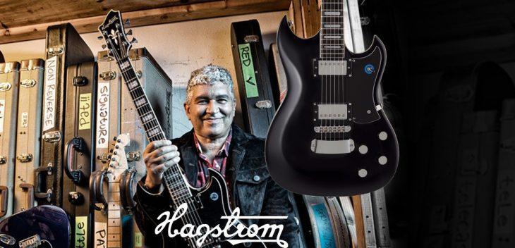 Hagstrom Pat Smear E-Gitarre