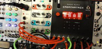Superbooth 21: Haken Audio Eaganmatrix Module, Eurorack-Synthesizer