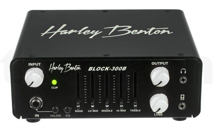 Harley Benton Block-300B