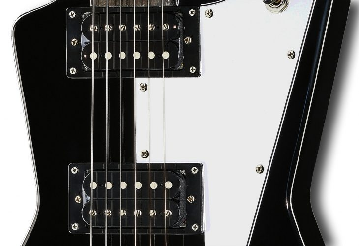 Test: Harley Benton Extreme-76 BK, E-Gitarre