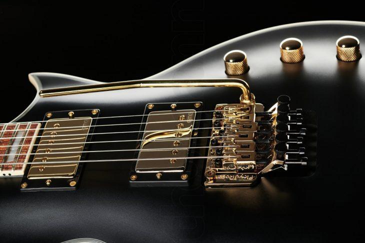Harley Benton SC-Custom Plus EMG FR VBK EMG Floyd Rose