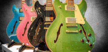 Harley Benton HB-35Plus E-Gitarren
