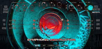 Test: Heavyocity Symphonic Destruction, Plug-in Orchester Library