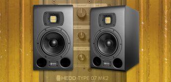 Test: HEDD Type 07 MK2, Nahfeldmonitor