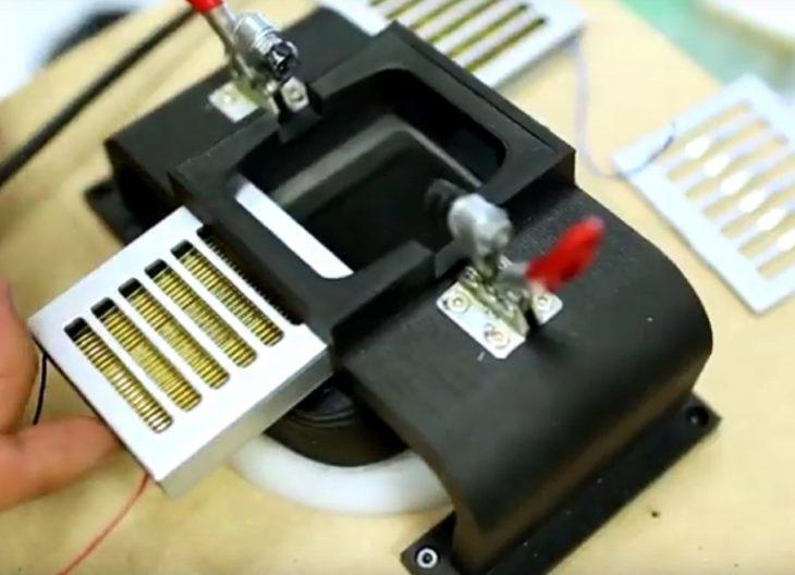 HEDDphone AMT Kasette beim Einbau