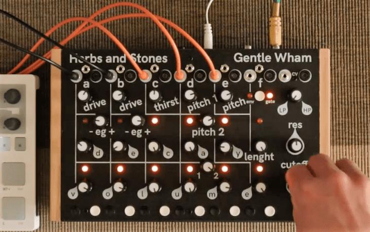 gentle wham drum synthesizer 2