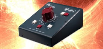 Test: Heritage Audio Baby RAM, passiver Monitorcontroller