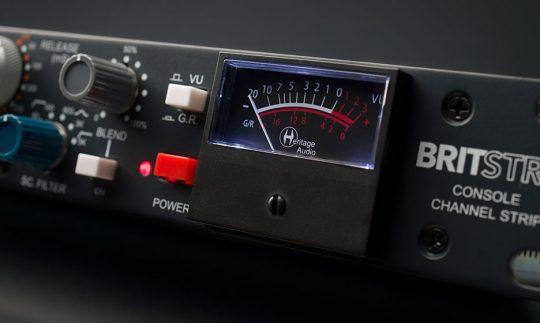Test: Heritage Audio Britstrip, Channelstrip