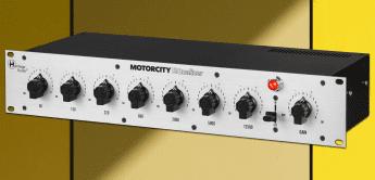 Nachbau des Motown Equalizers: Heritage Audio Motorcity EQ