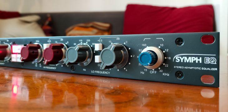 test heritage audio symph eq equalizer