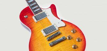 Test: Heritage Guitar H-150 VCSB, E-Gitarre