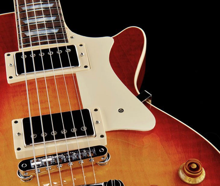 Heritage Guitar H-150 VCSB Seymour Duncan