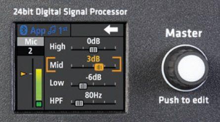 Test: HK Audio Sonar 110 Xi Aktivlautsprecher