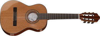 Höfner Konzertgitarre
