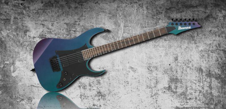 E-Gitarren Konstruktionen Ibanez RG631ALF