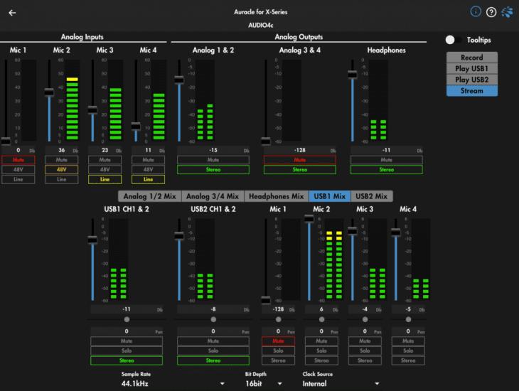 iconnectivity audio 4 c 1