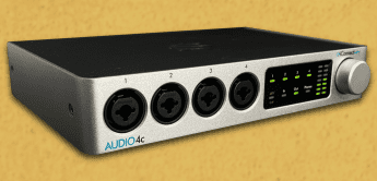 iconnectivity audio 4 c