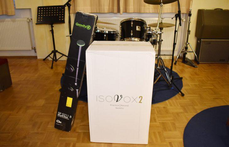 Isovox 2, Isomix