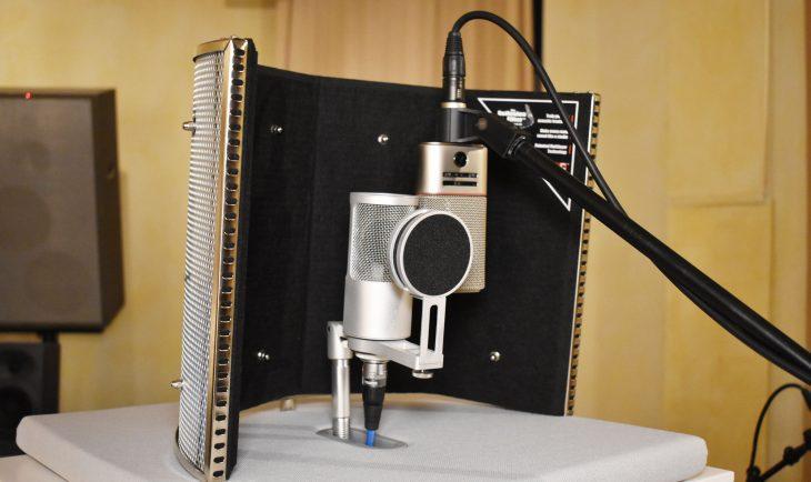 Isomic Isovox V2 se Refelxionsfilter