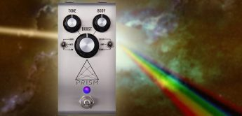 Test: Jackson Audio Prism, Booster-Pedal