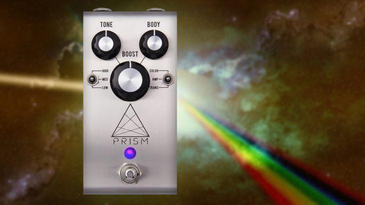 Jackson Audio Prism