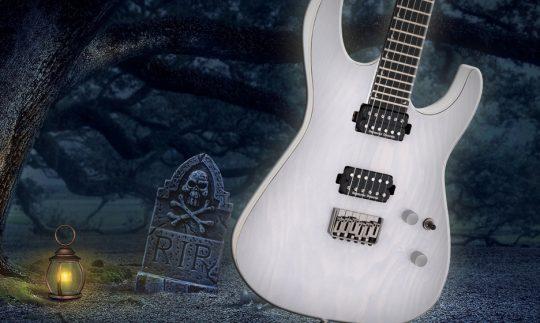 Test: Jackson SL2A MAH Pro Soloist UWH, E-Gitarre