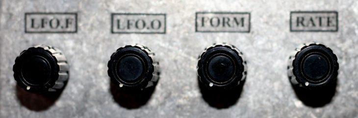 LFO Sektion