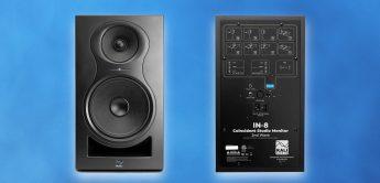 3-Wege-Monitor Kali Audio IN-8 Mk2 – 2nd Wave mit feinem Update