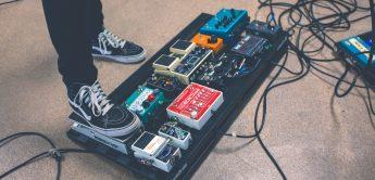 Kaufberatung: Pedalboard Zubehör & Equipment für Gitarristen