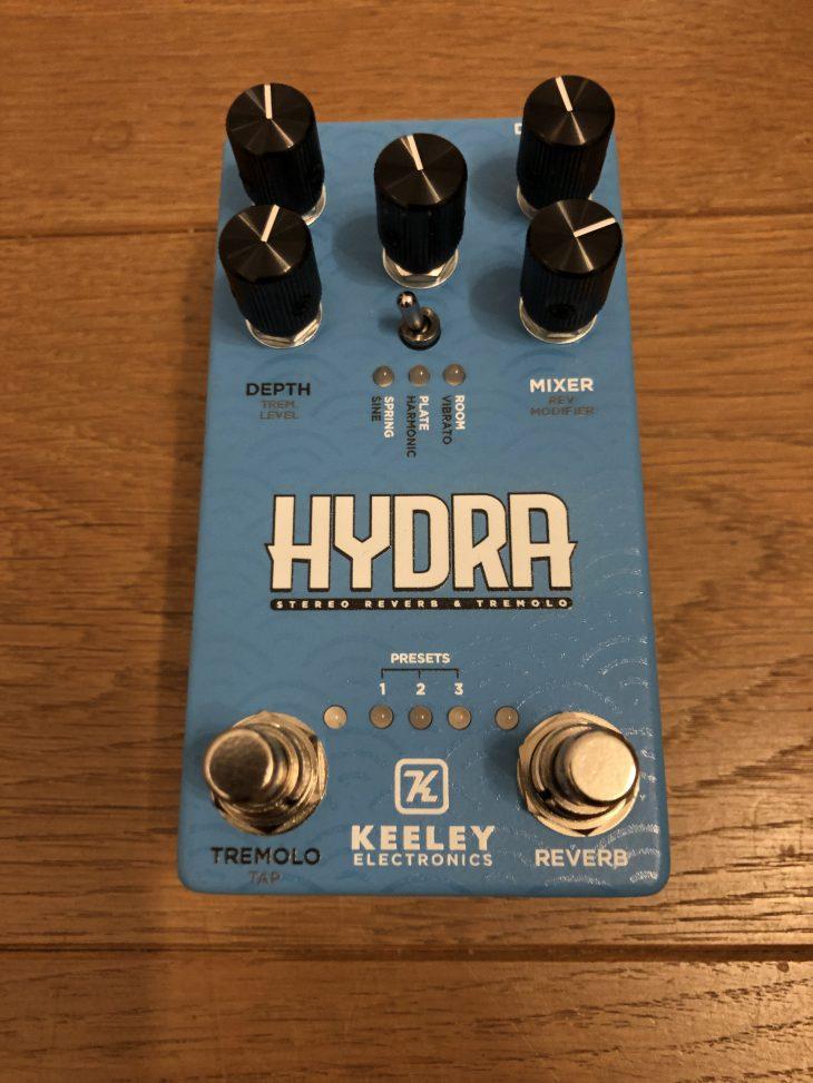Keeley Hydra Test