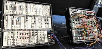 Superbooth 21: Klavis, digitale Eurorack-Module