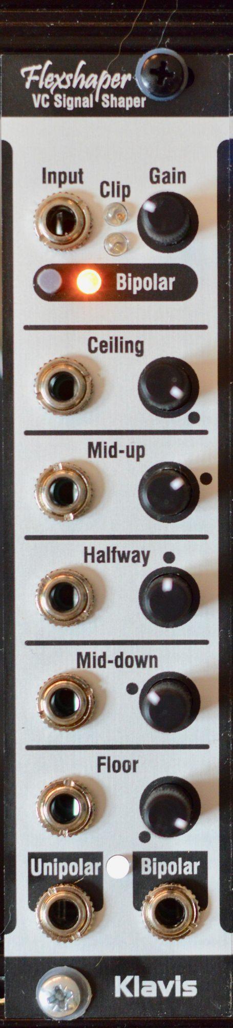 Klavis Module - Flexshaper