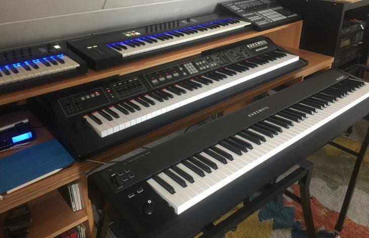 KM88 im Keyboard-Park