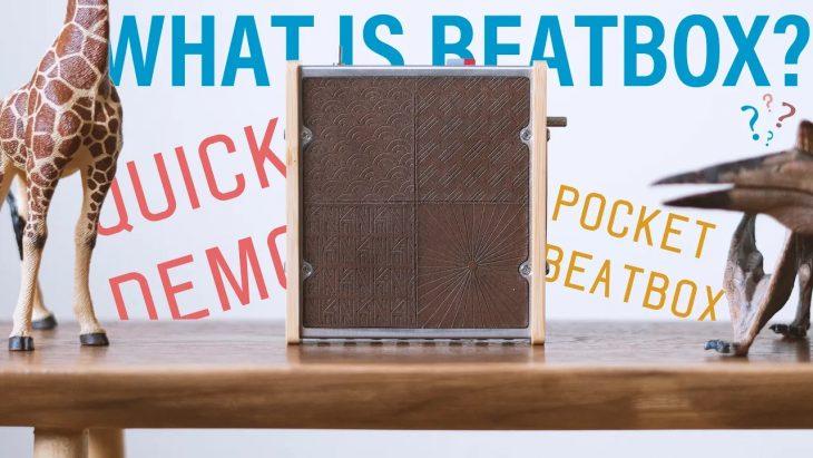 koka pocket beatbox drum sampler