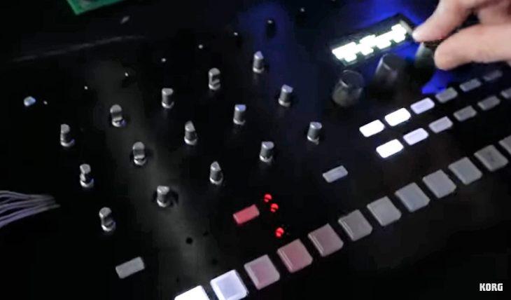 Korg Drumlogue, Hybrid Drum Machine