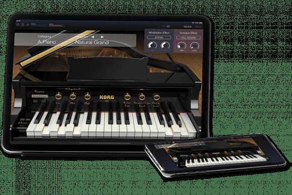 NAMM 2021: Korg stellt neues Digitalpiano LP-380 vor