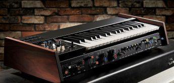 NAMM 2021: Korg miniKORG 700FS, analoger Synthesizer
