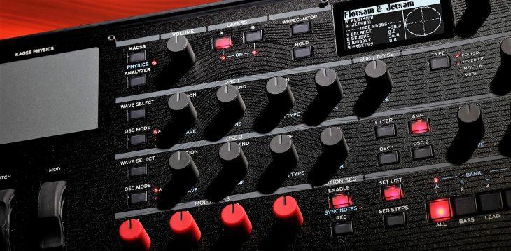 korg modwave synthesizer 2