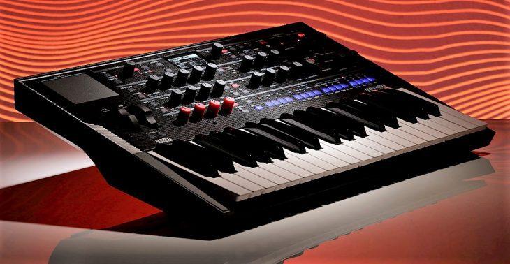 Korg Modwave, Wavetable-Synthesizer