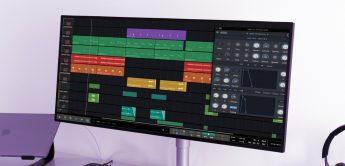 Kostenlose DAW: Waveform Free mit großem Update