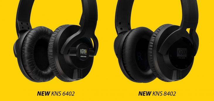 krk kns 8402 kns 6402 headphones