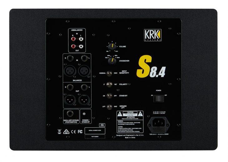 KRK S8.4 S10-4 S12-4