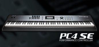 Superbooth 21: Kurzweil PC4 SE, neue Synth-Workstation