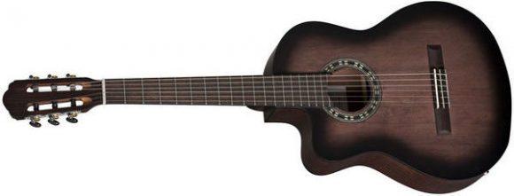 La Mancha Linkshänder Konzertgitarre