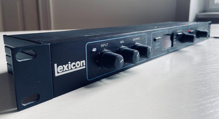Report Lexicon Alex