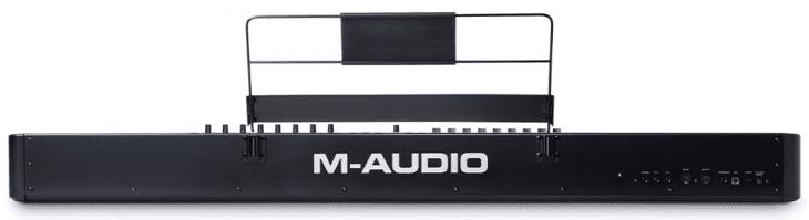 m-audio hammer 88 pro test