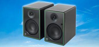 Test: Mackie CR8-XBT, Multimedia-Lautsprecher mit Bluetooth